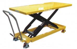 CWP50L Piattaforma manuale - portata 500Kg - alzata 915mm