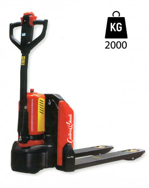 CWEEN20 Electric Pallet Truck - load capacity 2000Kg