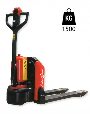 CWEEN Electric Pallet Truck - load capacity 1500Kg
