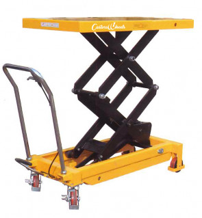 CWP70D Manual lifting platform - load capacity 700Kg - lifting up 1500mm